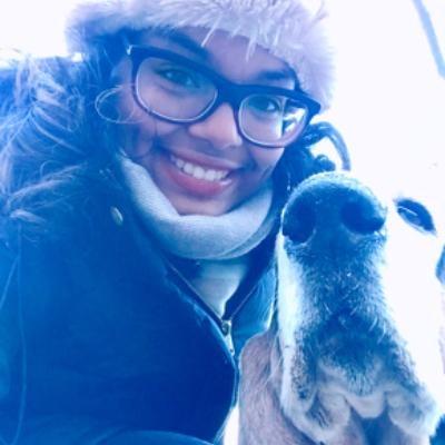 dog walker Cadiea
