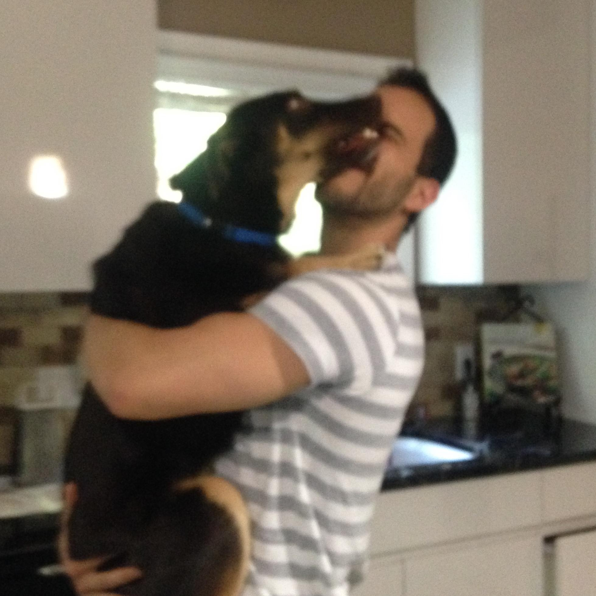 dog walker Scott