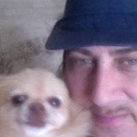 dog walker Robert