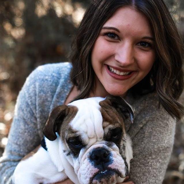 dog walker Chelsie