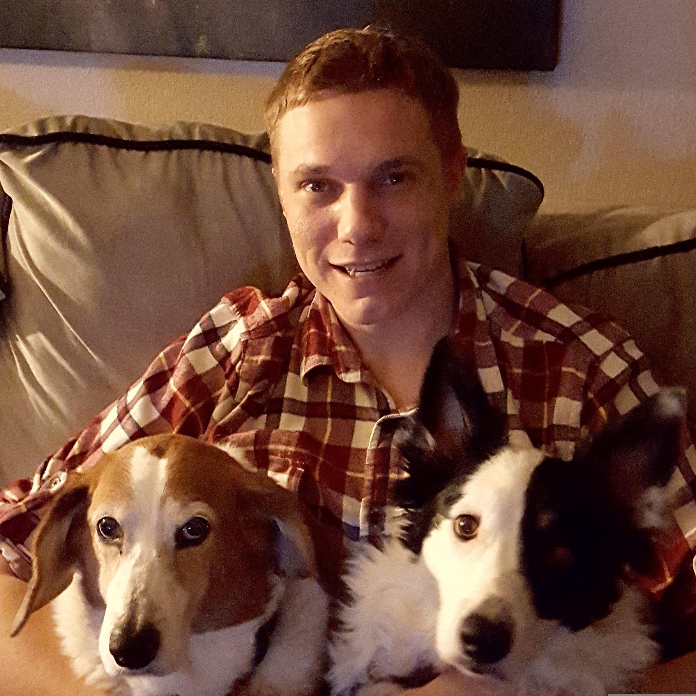 dog walker Timothy