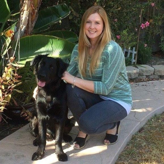 dog walker Andrea