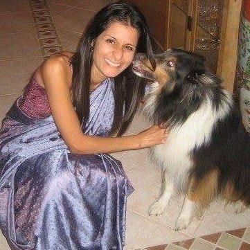 dog walker Rashna
