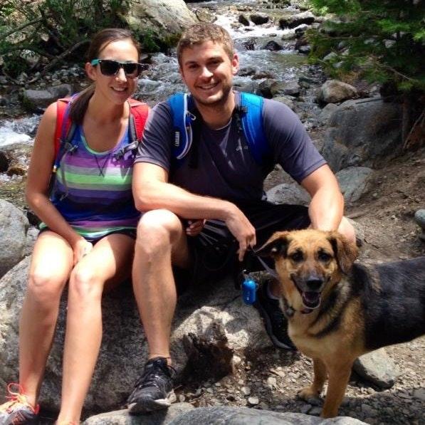 Neal & Jessica's dog boarding