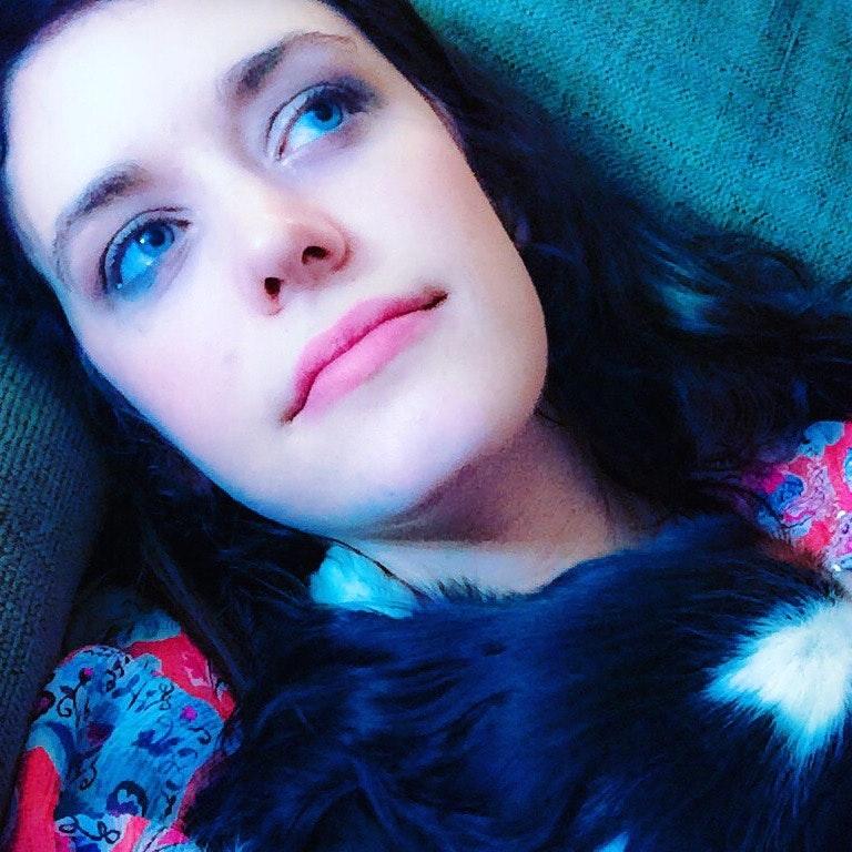 pet sitter Amy