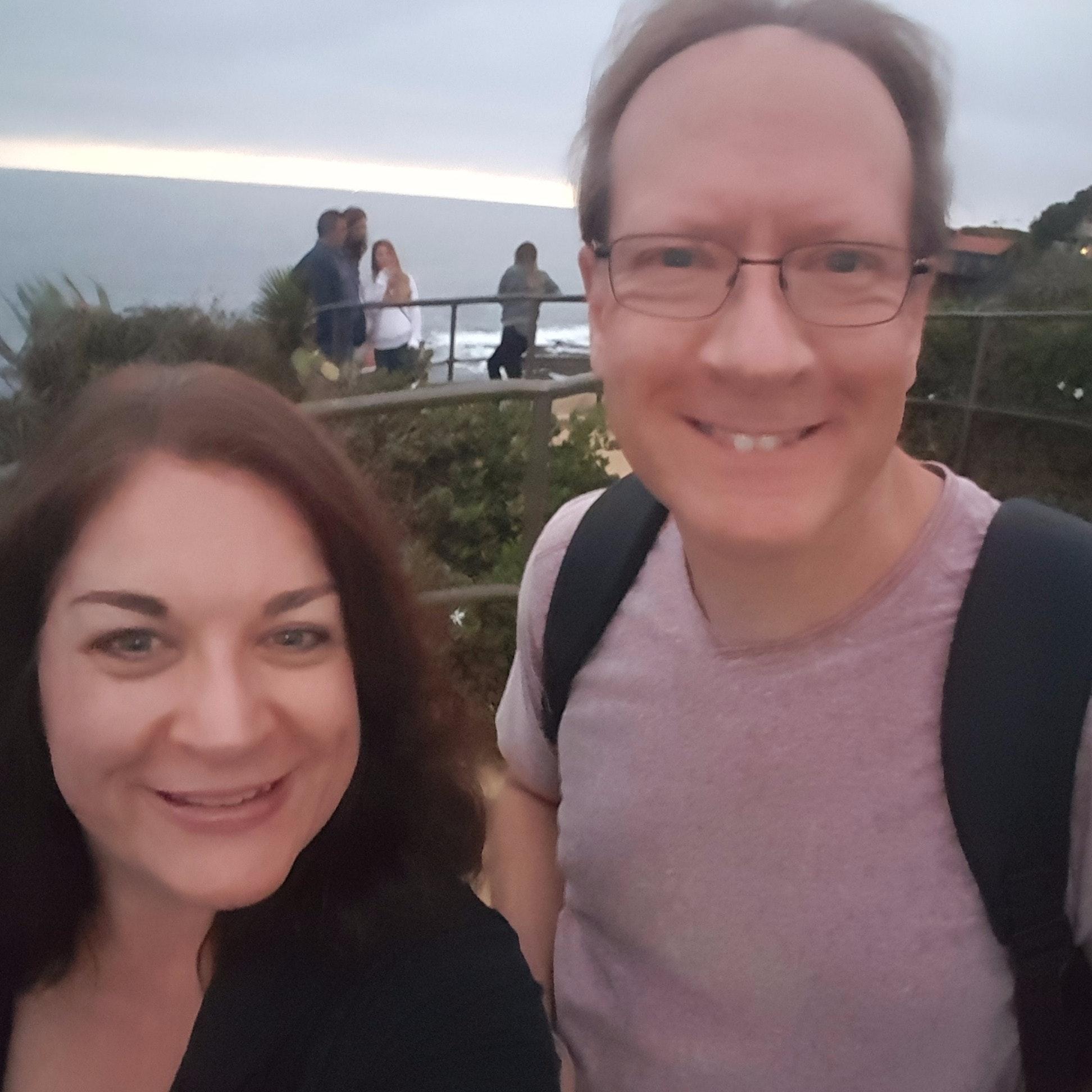 Cynthia M. & Roger C.