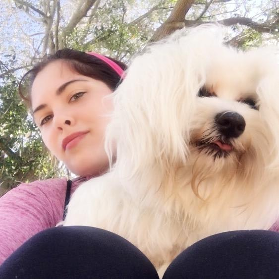 dog walker Olga