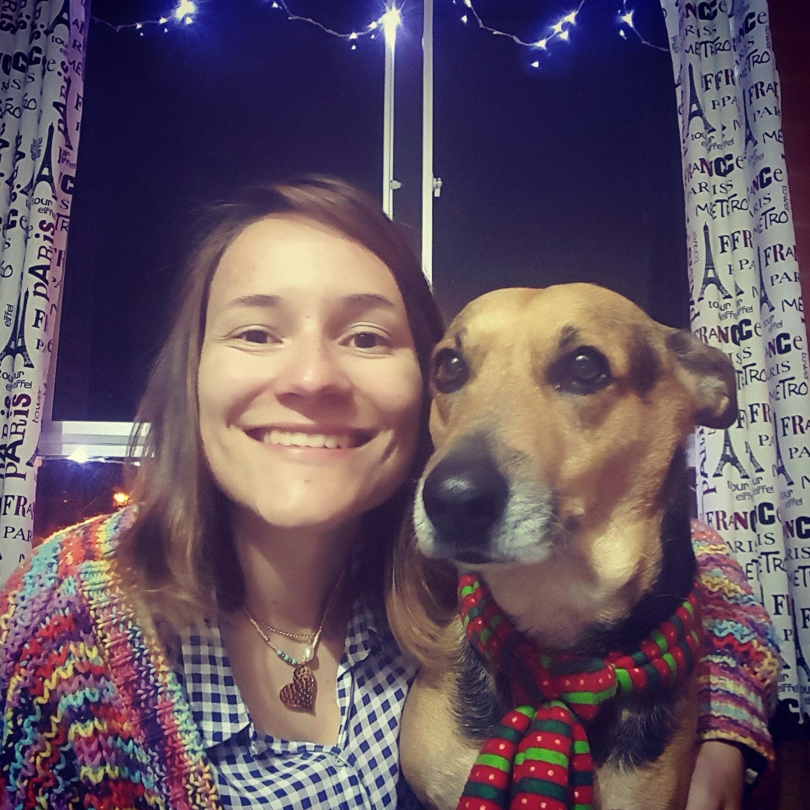 dog walker Diana P