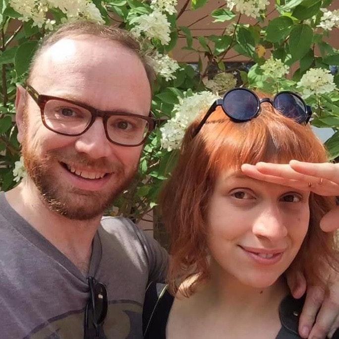 Giulia M. and Ethan  C.