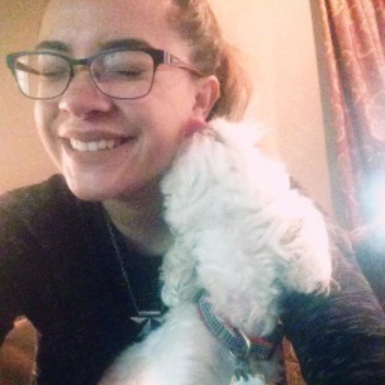 dog walker Gabby