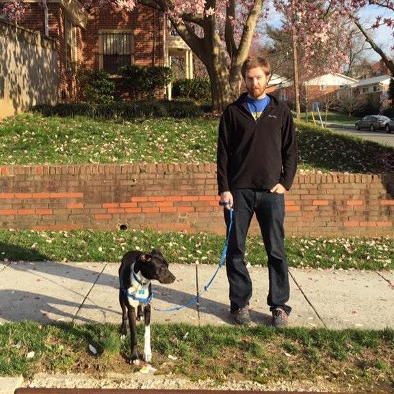 dog walker Pat