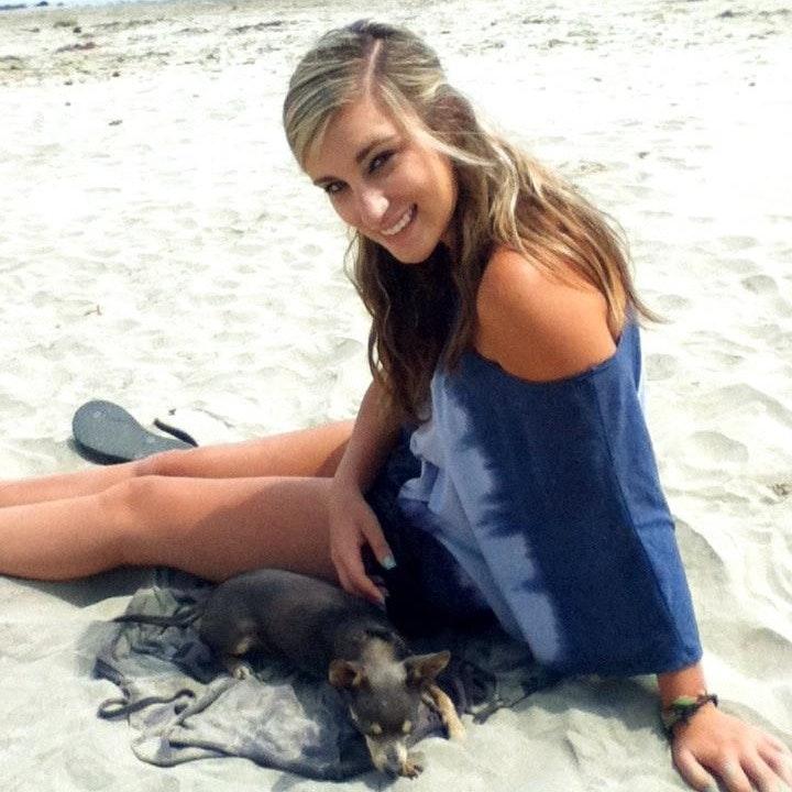 dog walker Heather