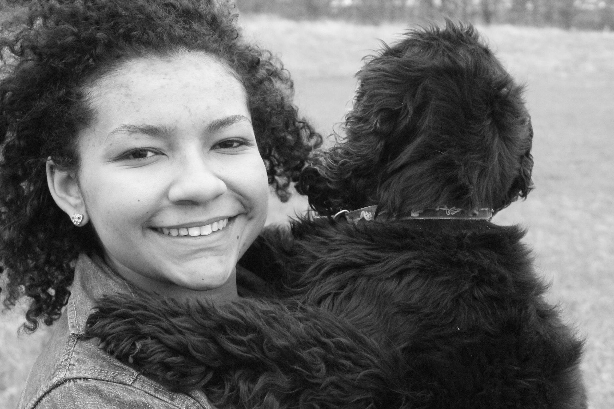 dog walker Carmina