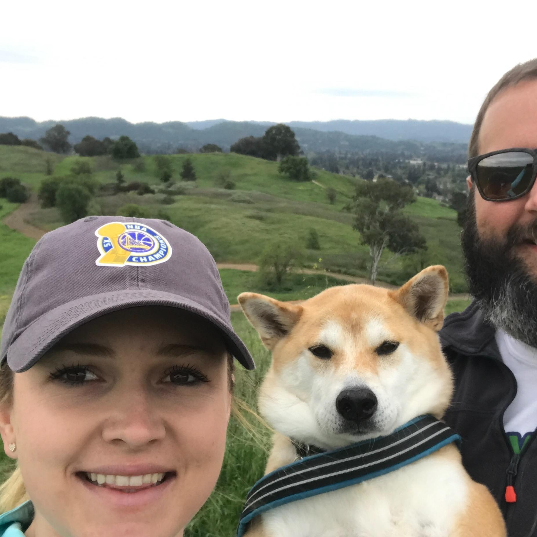 dog walker Elizabeth