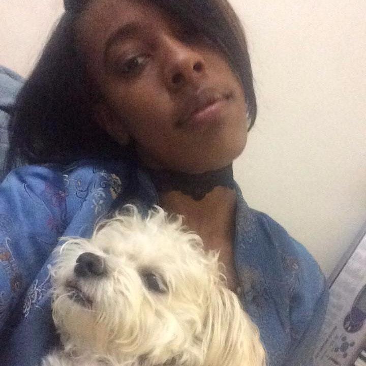 dog walker Takemia