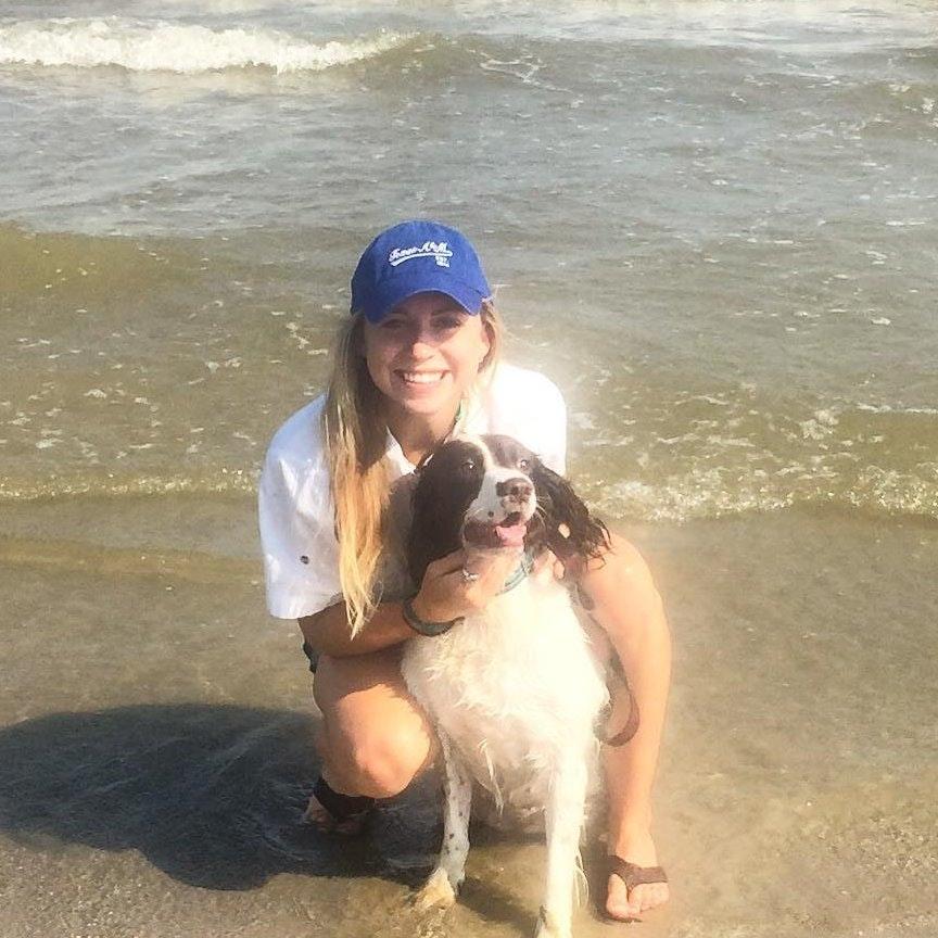 dog walker Laura Mae