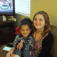house sitter Katelyn
