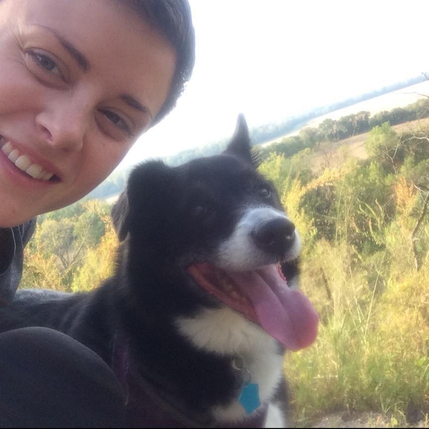 dog walker Brittany