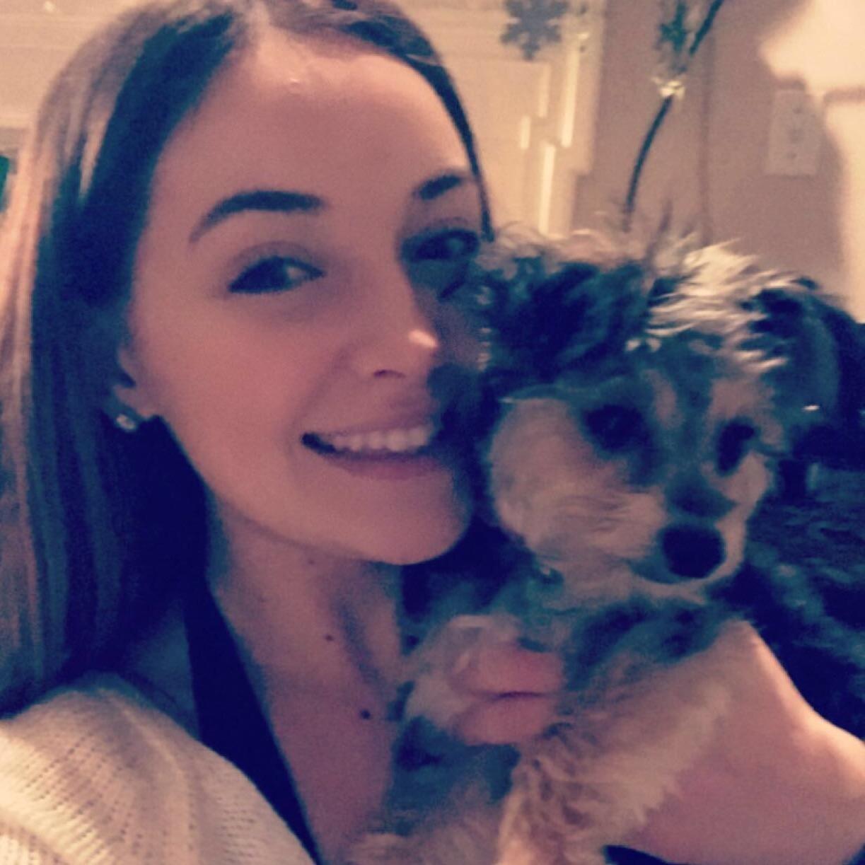 pet sitter Brooke