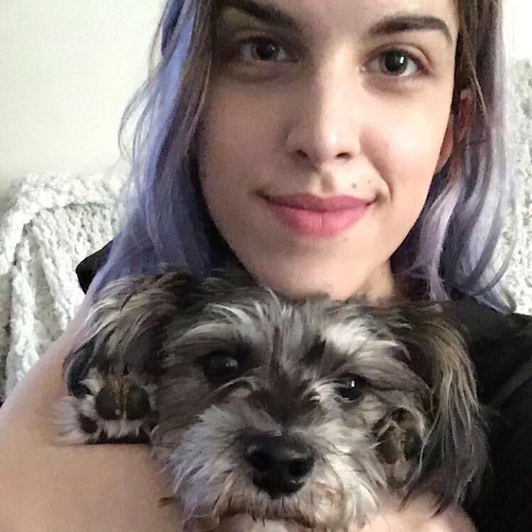 dog walker Tessa