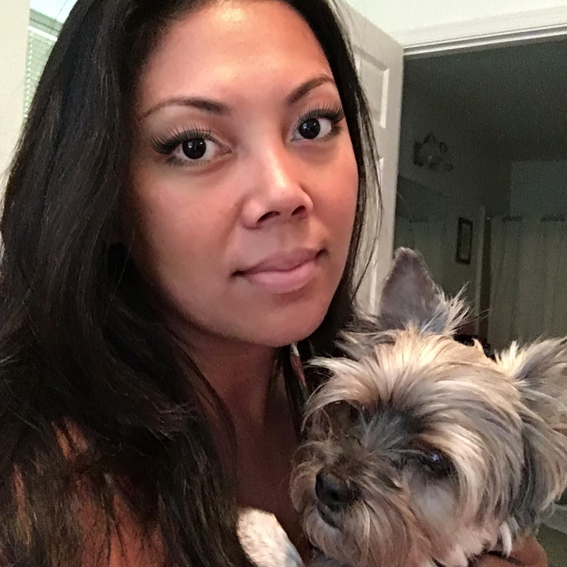 dog walker Nisha