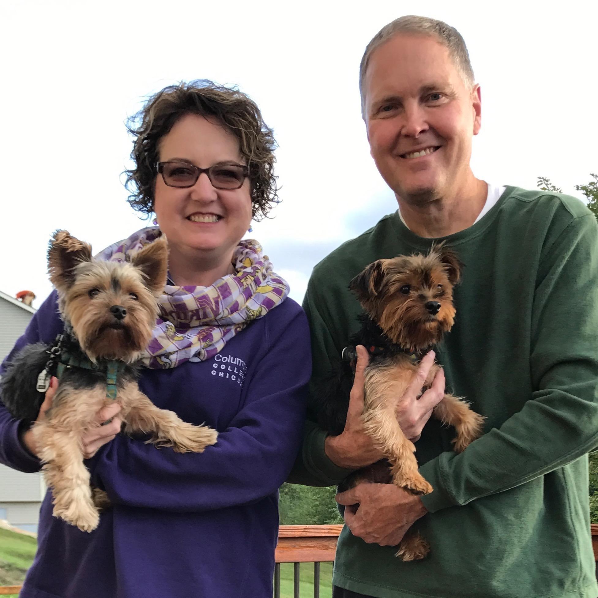 Vickie & Scott's dog boarding