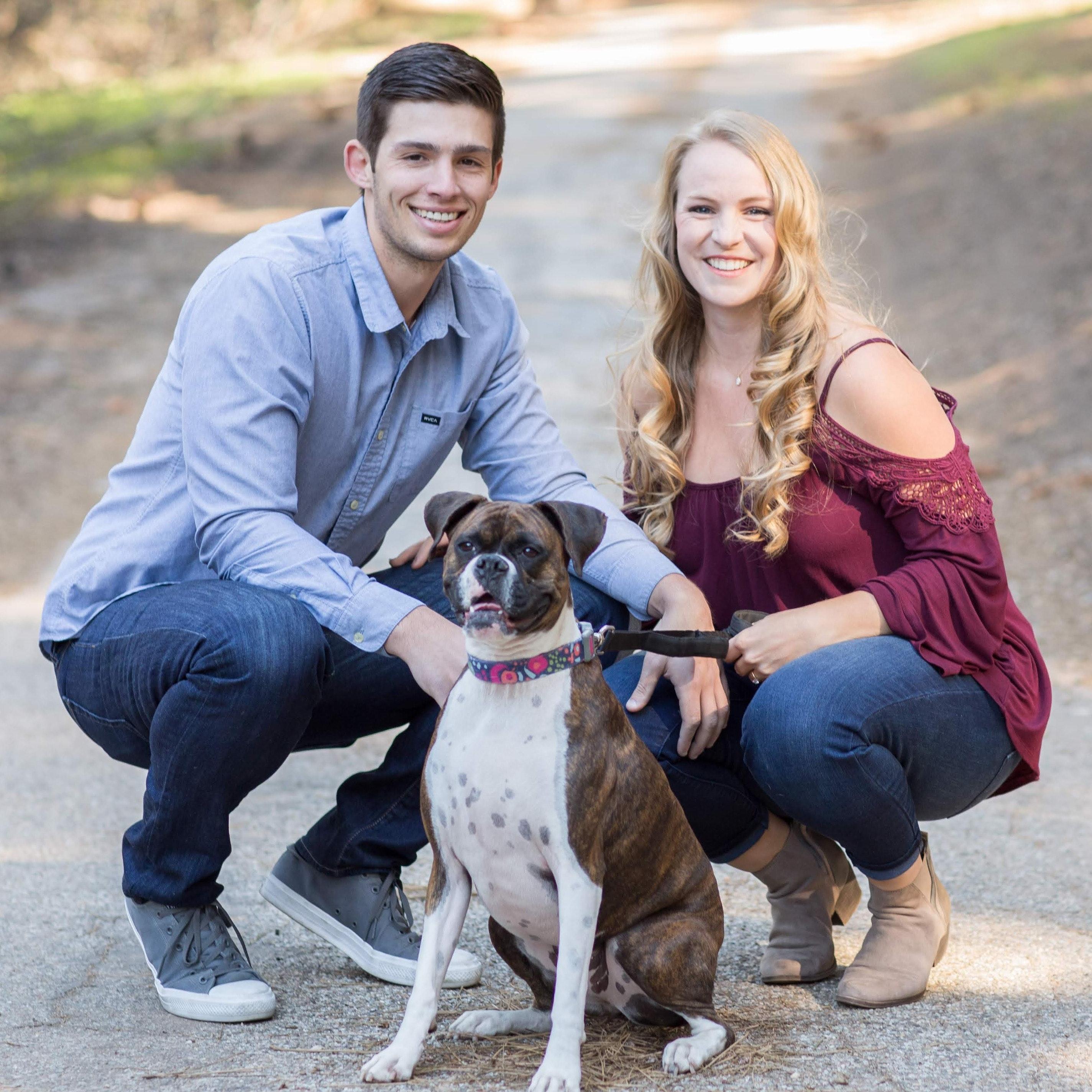 Jocelyn & Trevor's dog day care