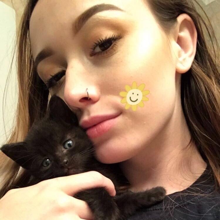 pet sitter Paige