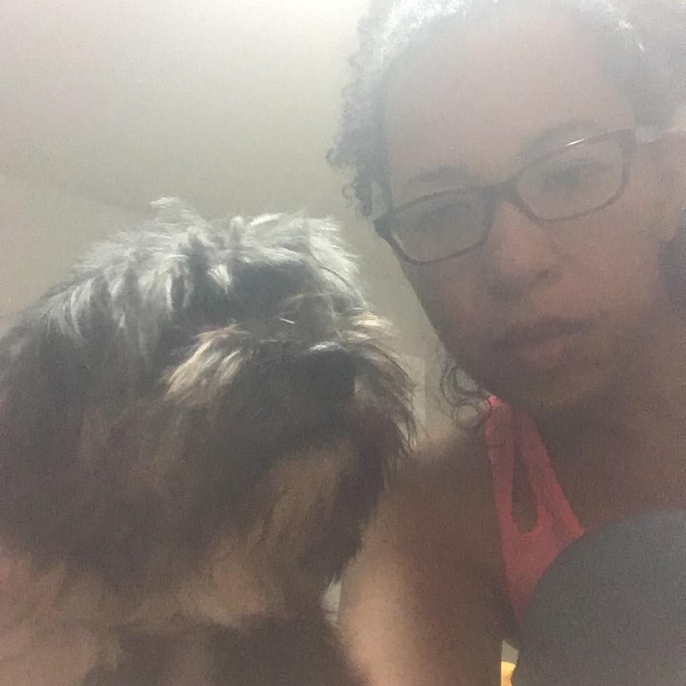 dog walker Sheena