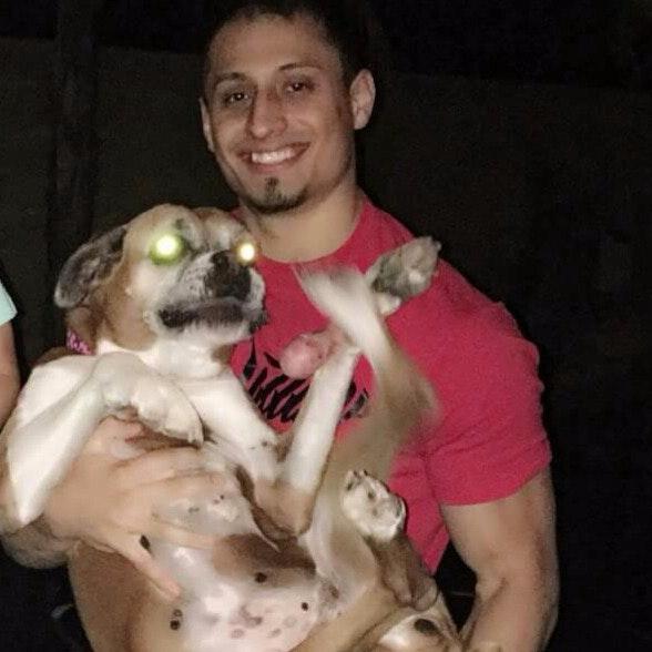 dog walker Fabian