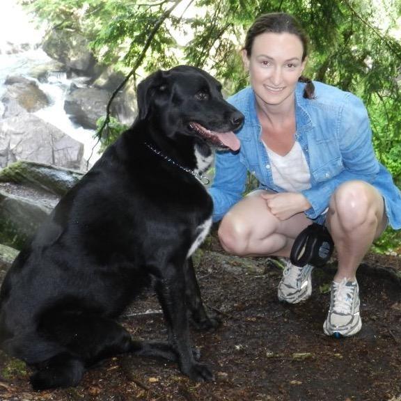 dog walker Marnie