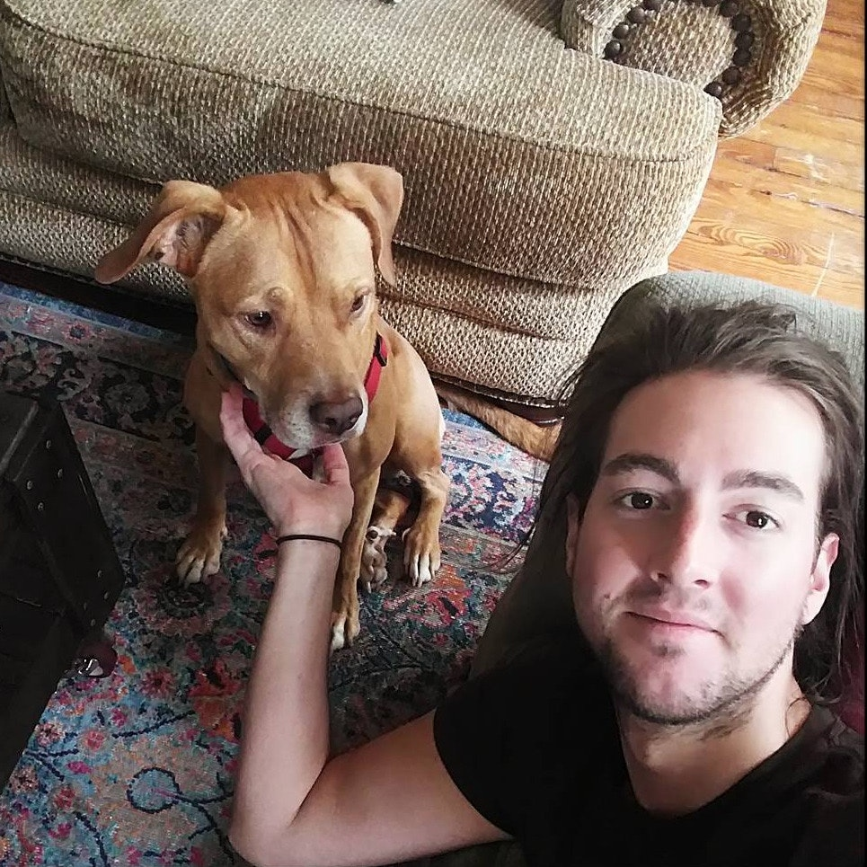 dog walker Brennan