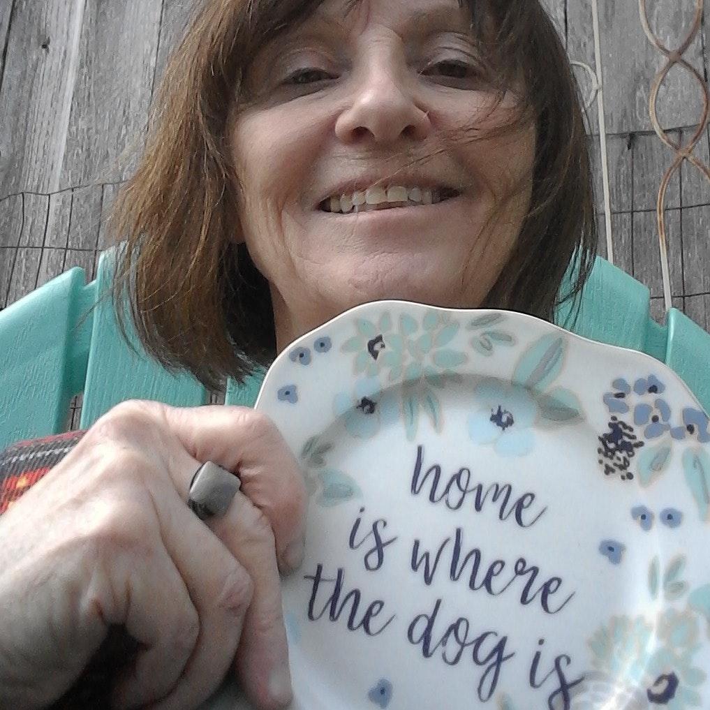 dog walker Deanna