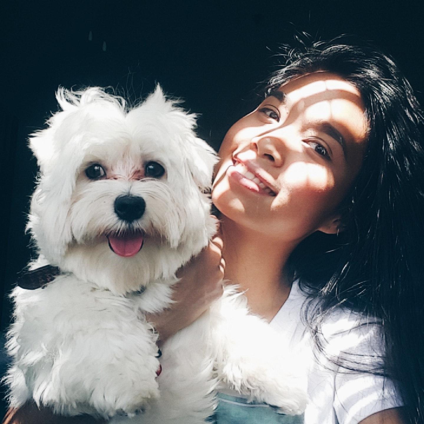 Maria Teresa's dog boarding