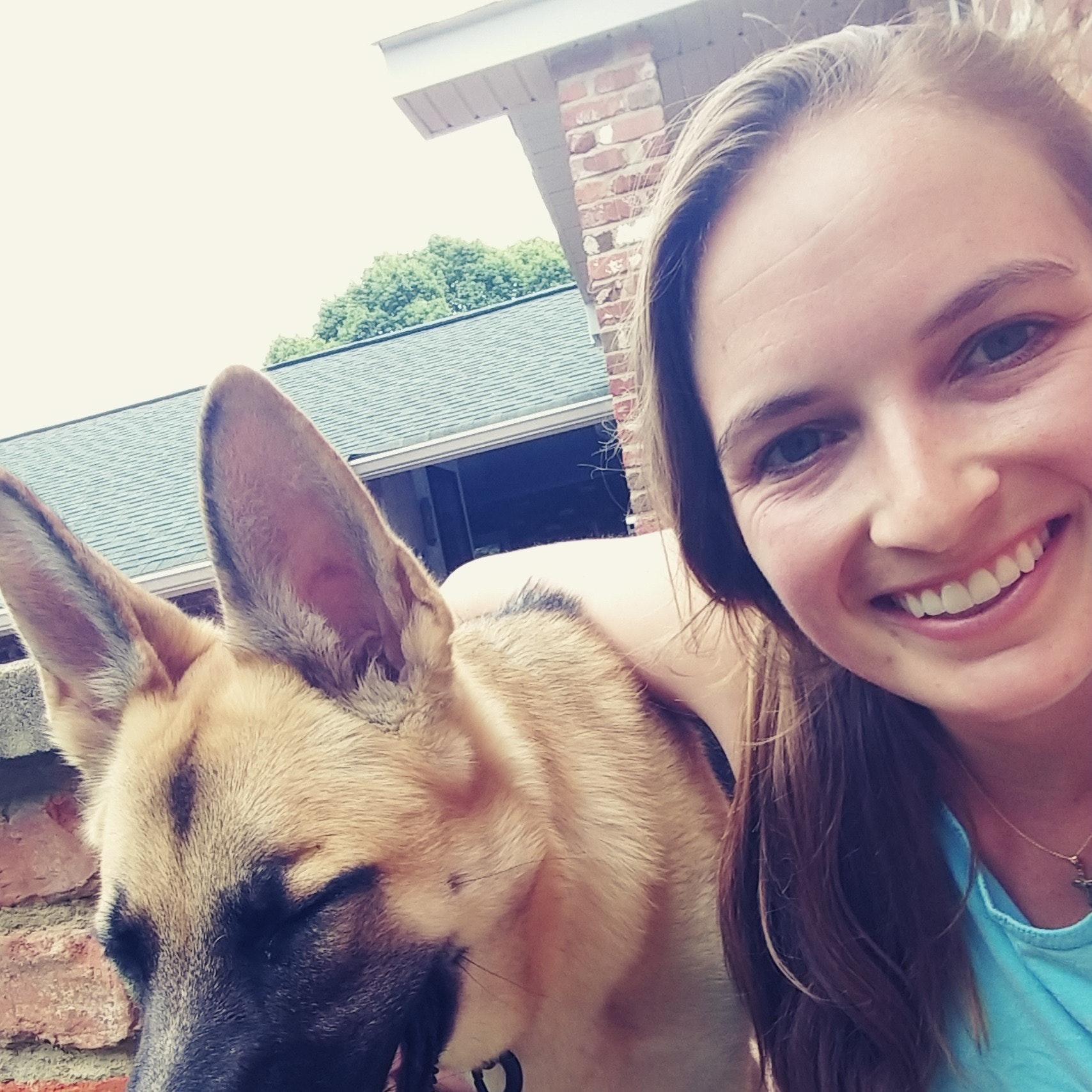 dog walker Allison