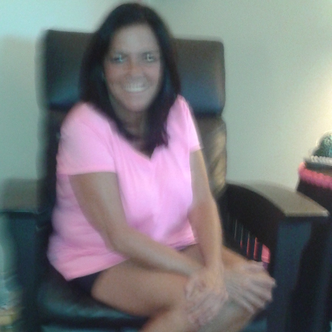 house sitter Carolyn