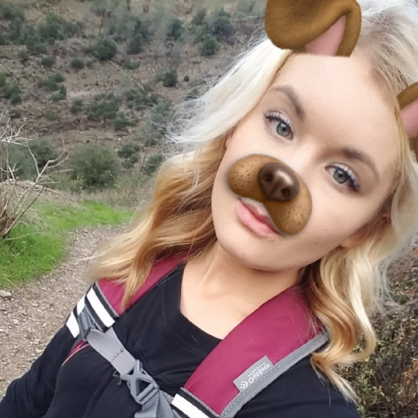 dog walker Oksana