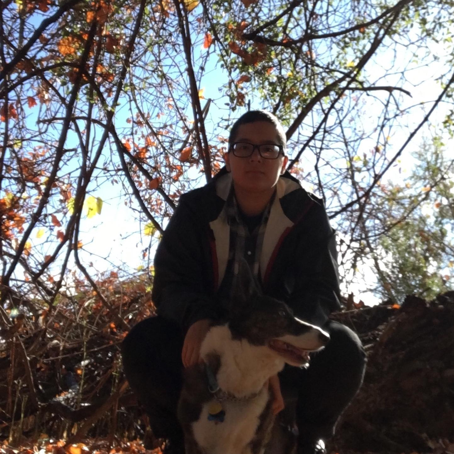 dog walker Kris