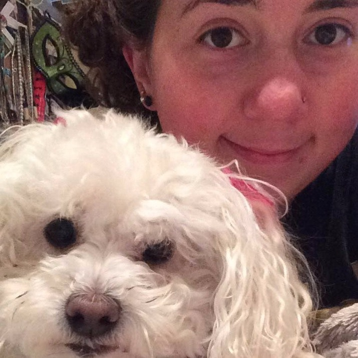 dog walker Madeline