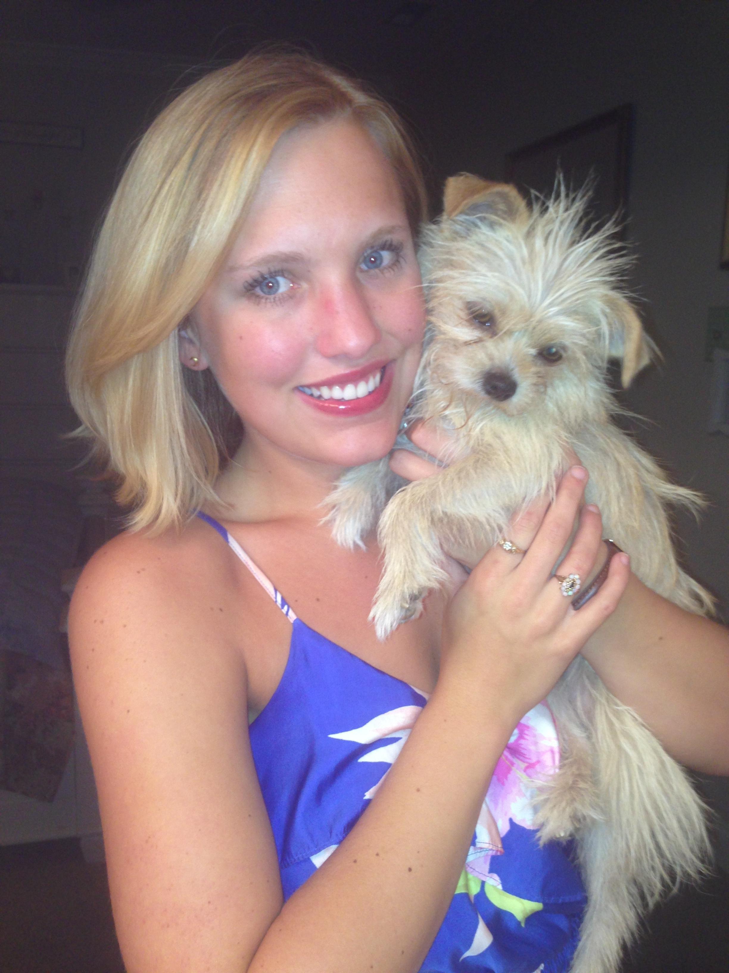dog walker Jo Lauren