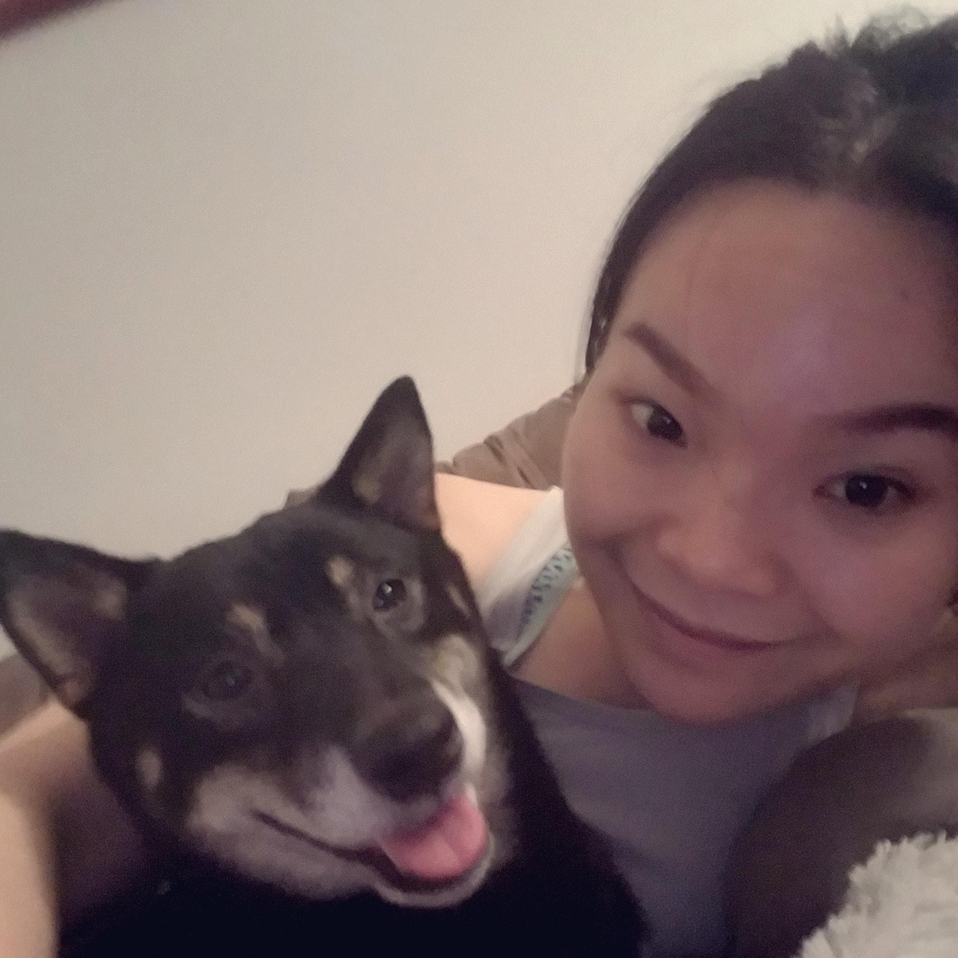 dog walker Jade