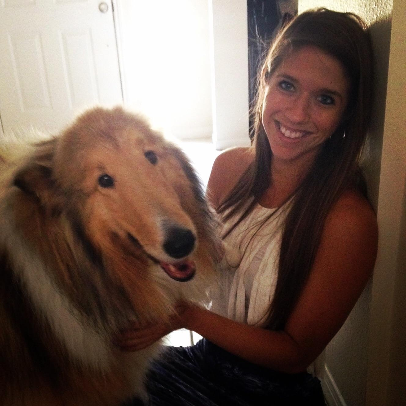 Alexis's dog boarding