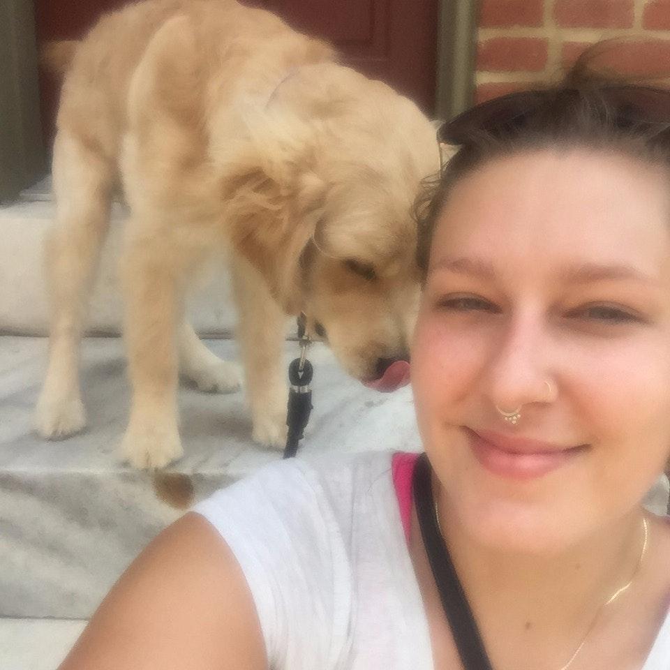 dog walker Emmalia