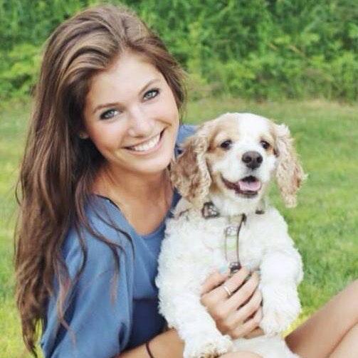 dog walker Carley