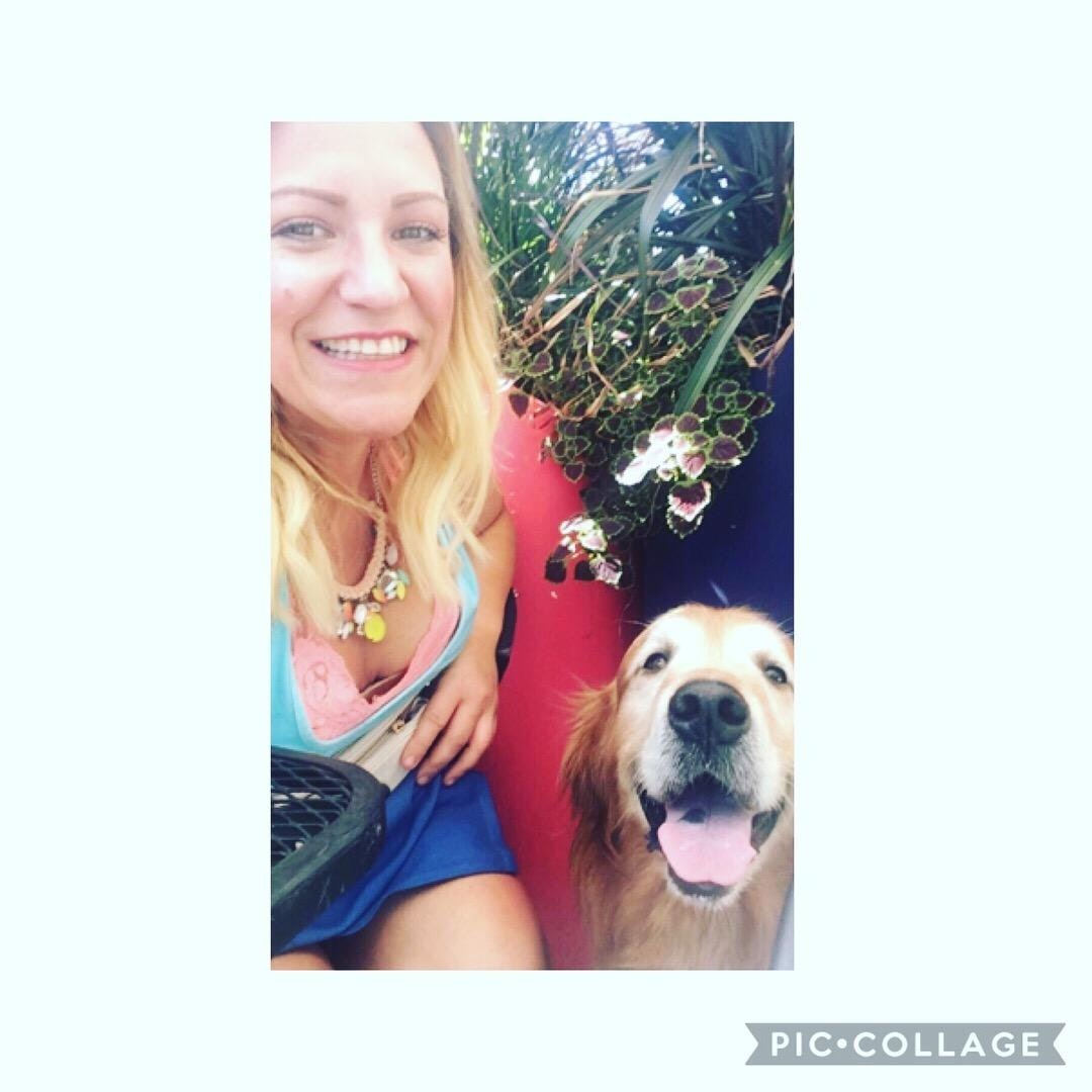 pet sitter Holly